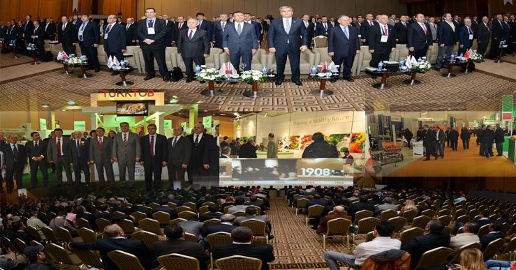 5th Turkey Seed Growing Fair and 3rd International Seed Growing Workshop are in Istanbul